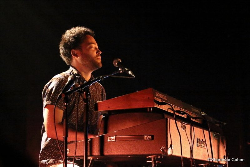 Taylor McFerrin performs at the 2016 Montreal International Jazz Festival