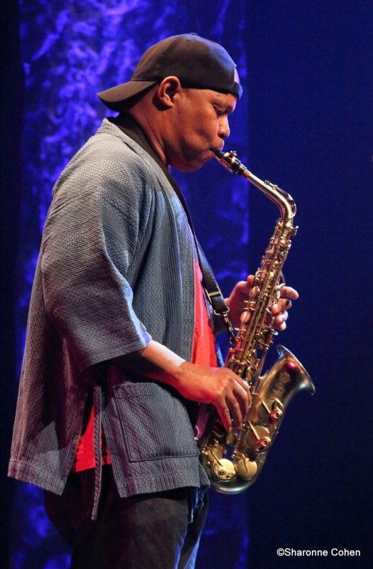 Steve Coleman performs at the 2016 Montreal International Jazz Festival