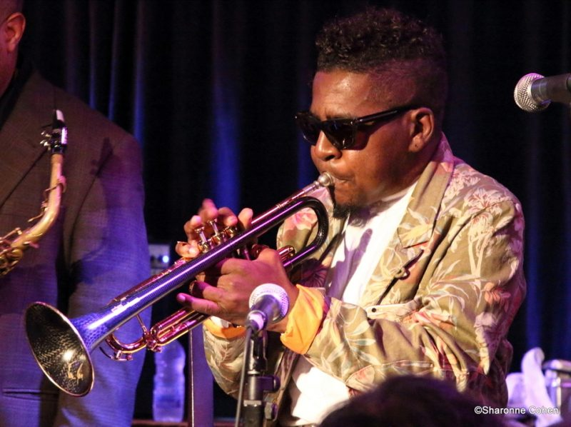 Roy Hargrove performs at the 2016 Montreal International Jazz Festival