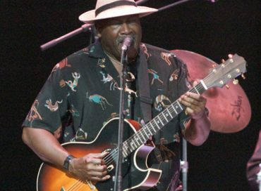 Taj Mahal Receives B.B. King Award at Montreal Festival