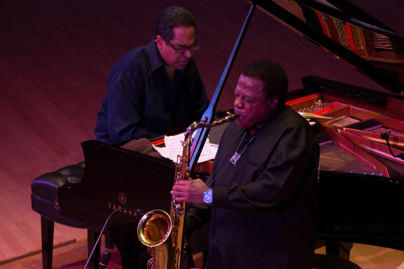 Wayne Shorter Quartet, Symphony Hall, Boston, Nov. 2013