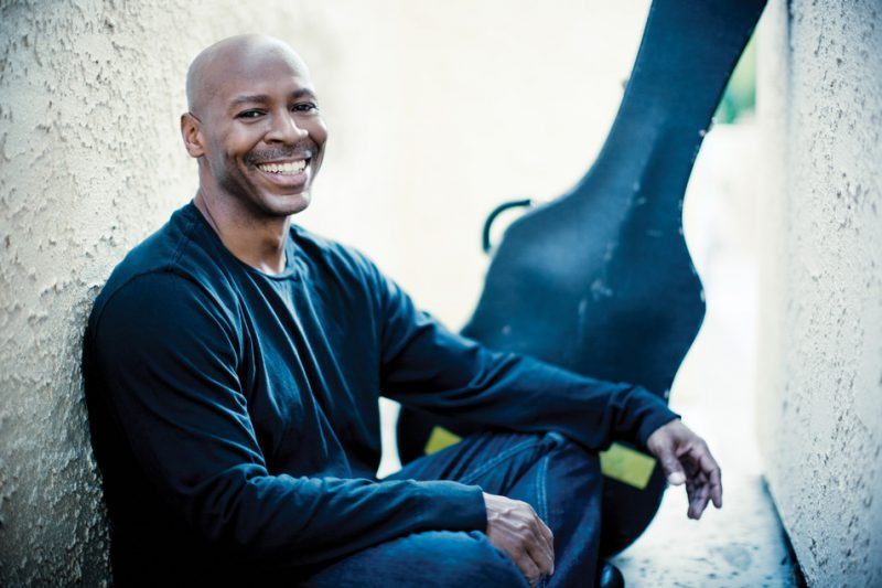 Photo of Kevin Eubanks Tonight Show bandleader