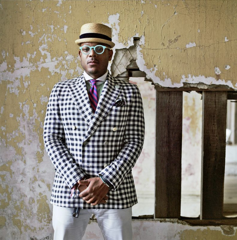 Etienne Charles, Newport Jazz Festival 2016