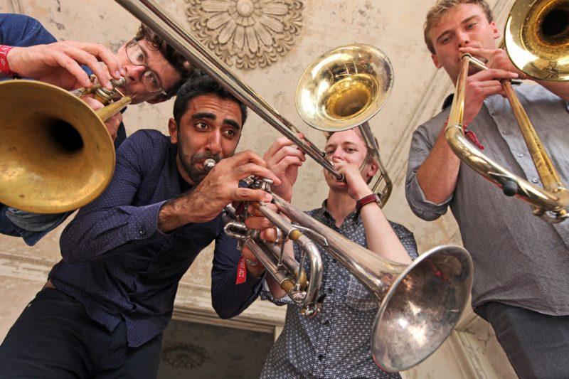 The Westerlies, Newport Jazz Festival 2016