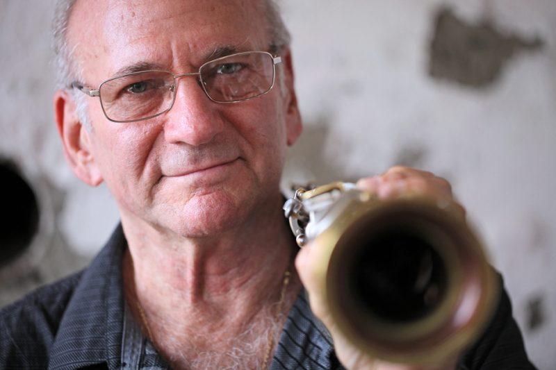 Dave Liebman, Newport Jazz Festival 2016