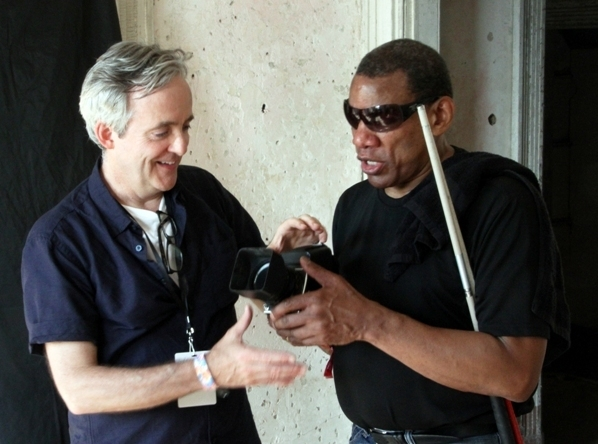 Pianist Henry Butler, who performed solo and with The Hot 9 he co-leads with trumpeter Steven Bernstein, talked photography with John Abbott during his JazzTimes portrait shoot at the 2016 Newport Jazz Festival