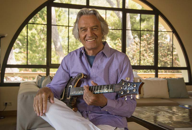 Photo of John McLaughlin