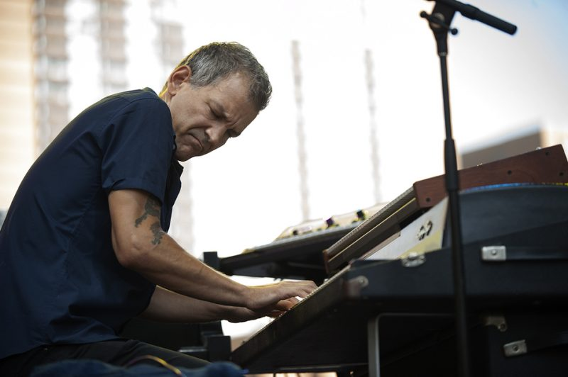 Brad Mehldau performs at the 2016 Detroit Jazz Festival