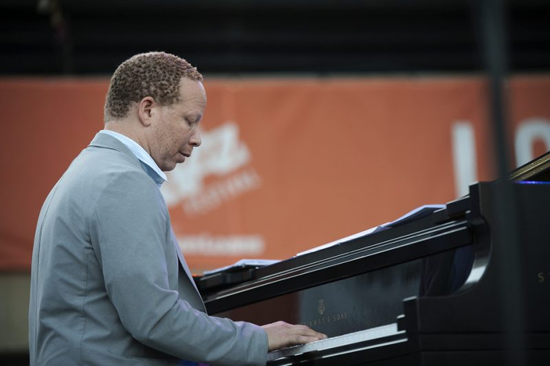 Craig Taborn performs in Chris Potter's Underground Orchestra at the 2016 Detroit Jazz Festival