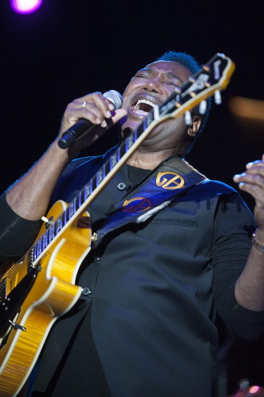 George Benson headlines opening night, Sept. 2, of the 2016 Detroit Jazz Festival