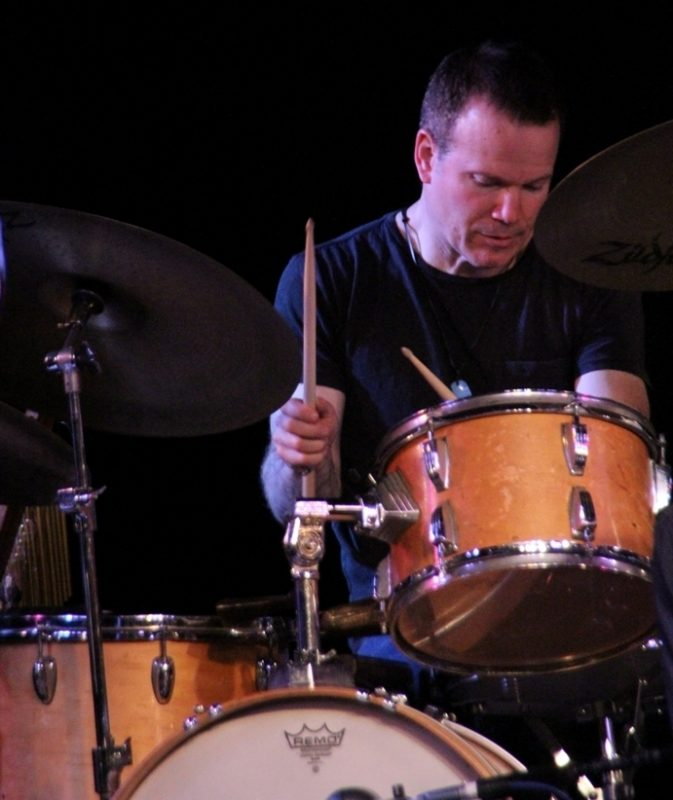 Drummer Vinny Pagano powers the John Allmark Jazz Orchestra
