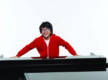 Joey Alexander Takes Giant Steps