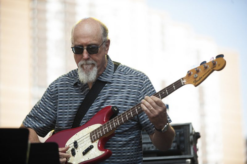 John Scofield performs at the 2016 Detroit Jazz Festival