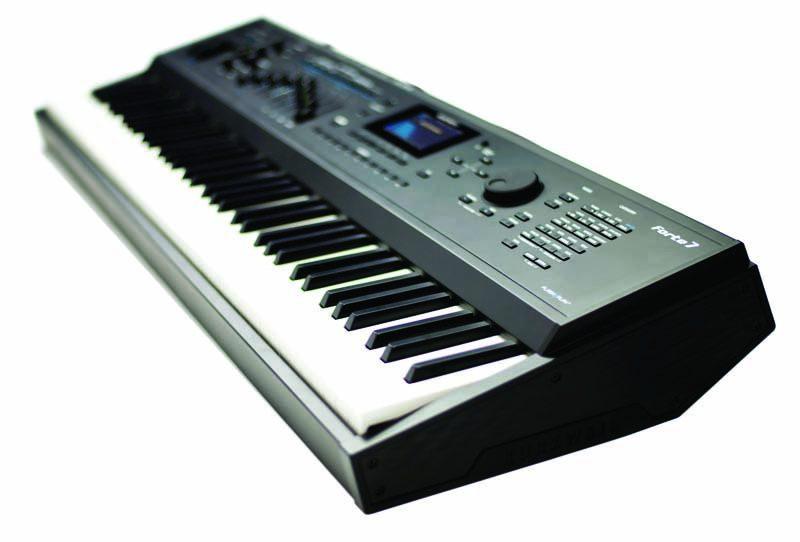 Kurzweil Forte 7 Keyboard
