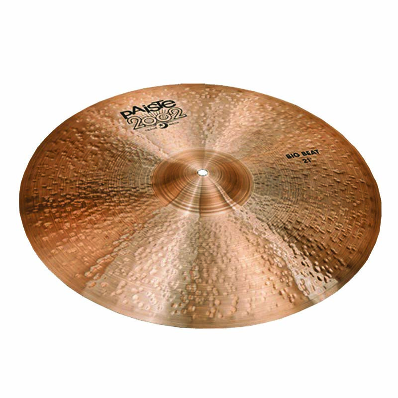 Paiste 2002 Black Big Beat Cymbals