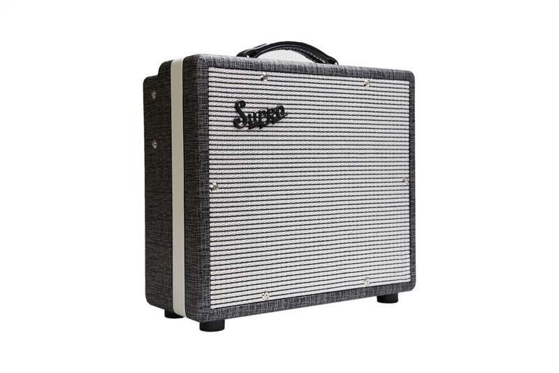 Supro 1600 Supreme 6V6 Amp