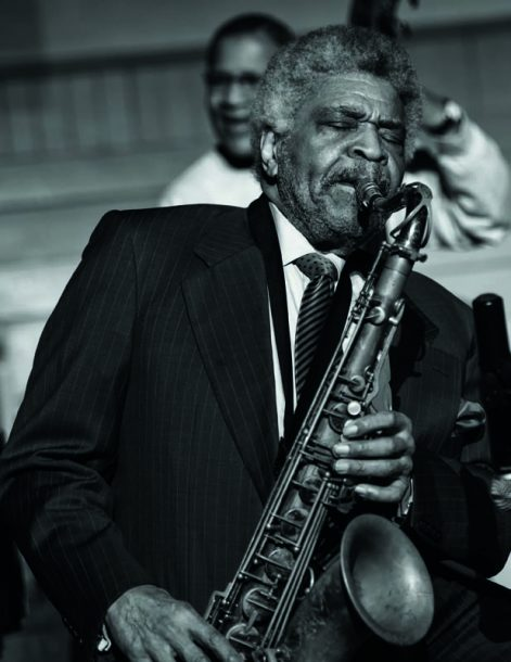 George Coleman (Courtesy of Smoke Sessions)