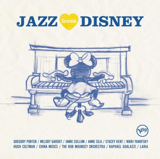 """Jazz Loves Disney"" is due out Nov. 18 on Verve  image 0"