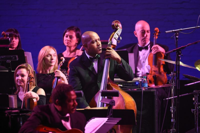 "The Count Basie Orchestra performs at ""100: The Apollo Celebrates Ella!"""