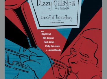 "Dizzy Gillespie's ""Concert of the Century – A Tribute to Charlie Parker"" Available Nov. 11"