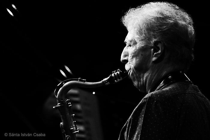 Bob Mintzer of Yellowjackets performs at Blue Note Milano
