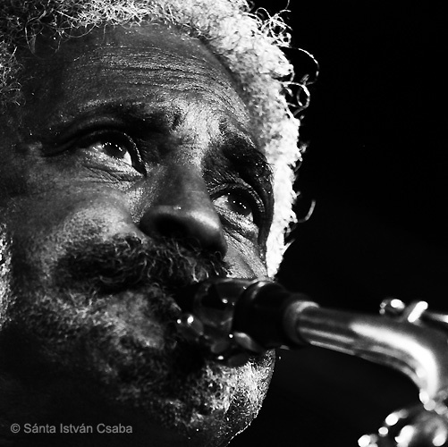 Charles McPherson performs at the 2016 North Sea Jazz Festival