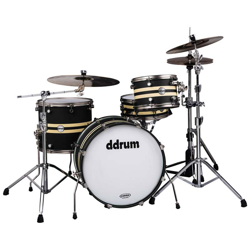 ddrum Reflex Rally Sport drum kit