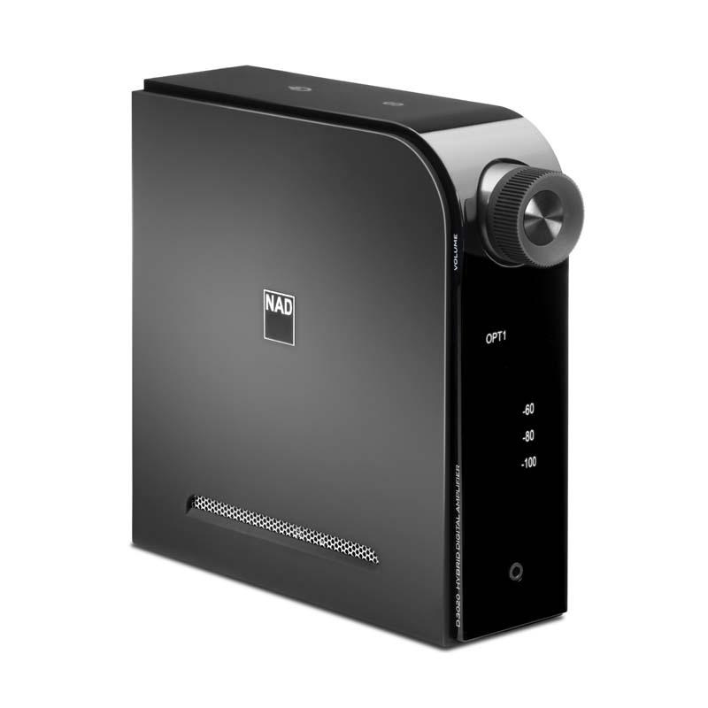 NAD D 3020 amplifier