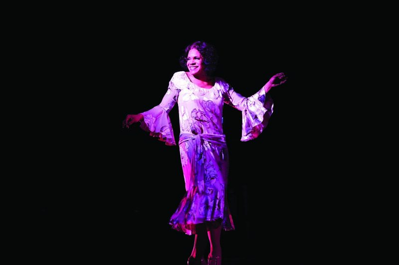 """Audra McDonald in """"Shuffle Along, or, the Making of the Musical Sensation of 1921 and All That Followed"""""""