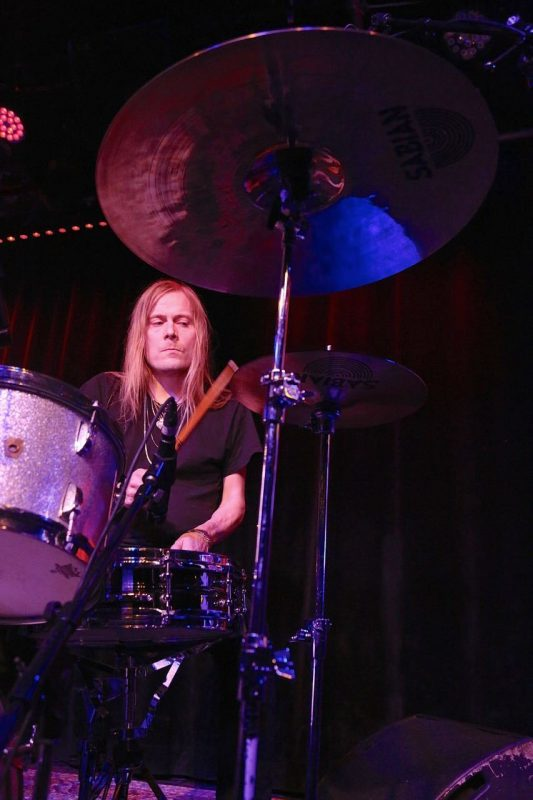 Jari Haapalainen at the club Fasching; Stockholm Jazz Festival 2016