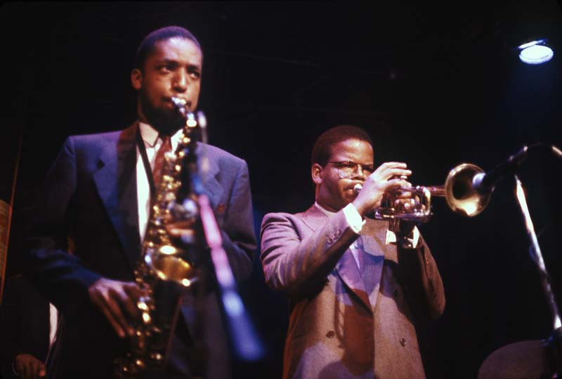 Terence Blanchard and Donald Harrison