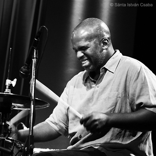 Will Kennedy of Yellowjackets performs at Blue Note Milano