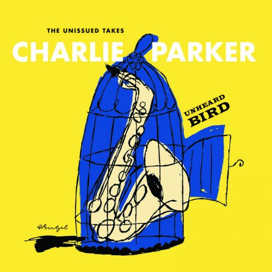 "Verve's new ""Unheard Bird"" is a holy-grail collection for devotees of Charlie Parker  image 0"