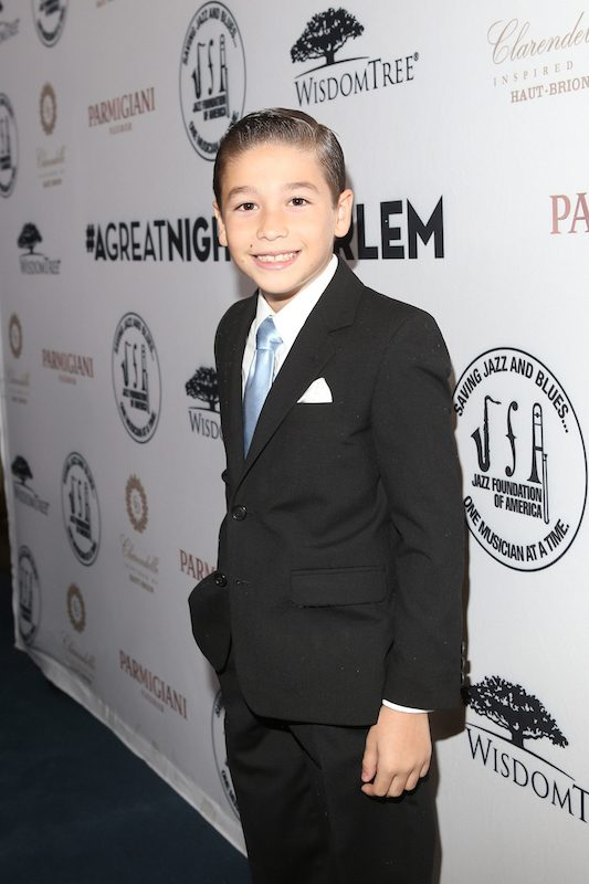 "Brandon Goldberg at the 15th Annual ""A Great Night in Harlem"""
