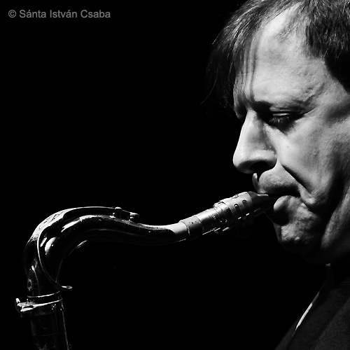 Chris Potter with Aziza at the 2016 Moncalieri Jazz Festival in Italy