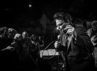 "James Chance & the Contortions to Release ""The Flesh Is Weak"""
