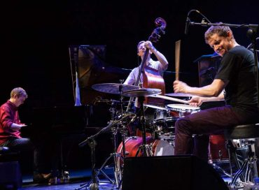 Jim Black Trio: The Constant