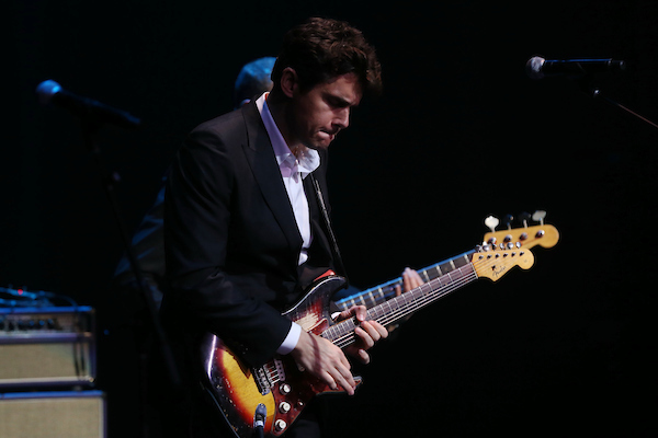 "John Mayer performs at the 15th Annual ""A Great Night in Harlem"""