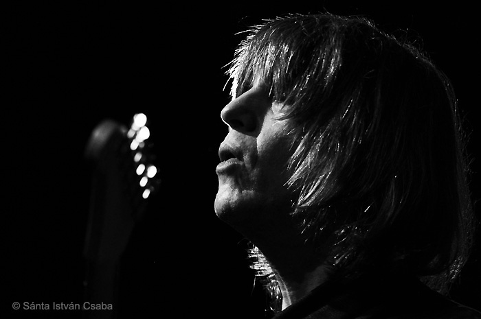 Mike Stern performing at the Blue Note Milano in Italy