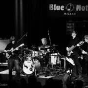 Mike Stern & Dave Weckl Band at the Blue Note Milano
