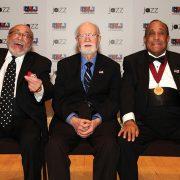 2013 NEA Jazz Masters awardees Eddie Palmieri, Mose Allison and lou Donaldson image 0