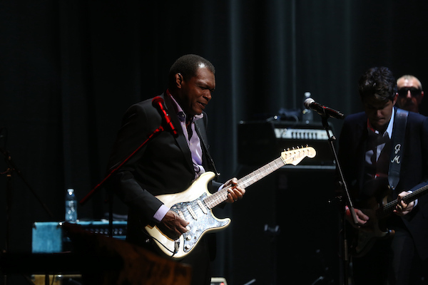 "Robert Cray performs at the 15th Annual ""A Great Night in Harlem"""