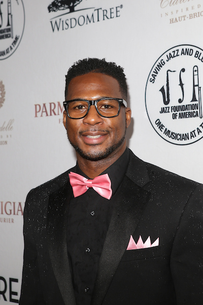 "Robert Randolph at the 15th Annual ""A Great Night in Harlem"""