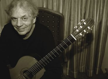 Ralph Towner to Release New Solo Guitar Album