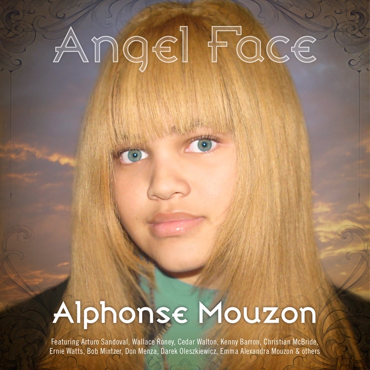 Cover of Alphonse Mouzon's Angel Face album