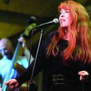 """Bringing magic to any tune"": Christine Tobin image 0"