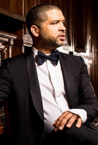 Photo of Jason Moran, artistic director for Jazz at the Kennedy Center