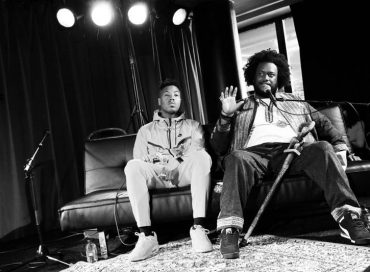 Roundtable: Kamasi Washington & Christian Scott aTunde Adjuah