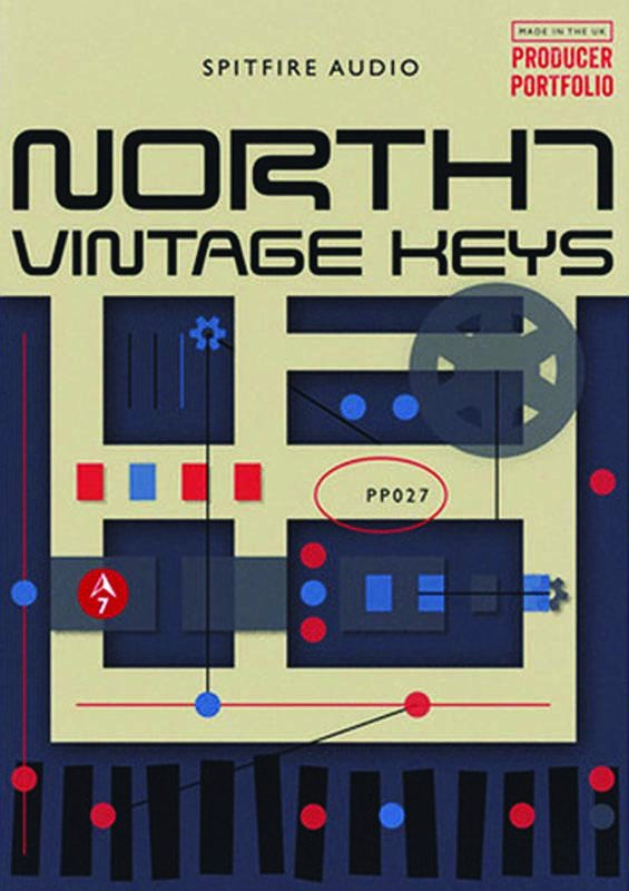 "Spitfire Audio ""North 7"" Vintage Keys"