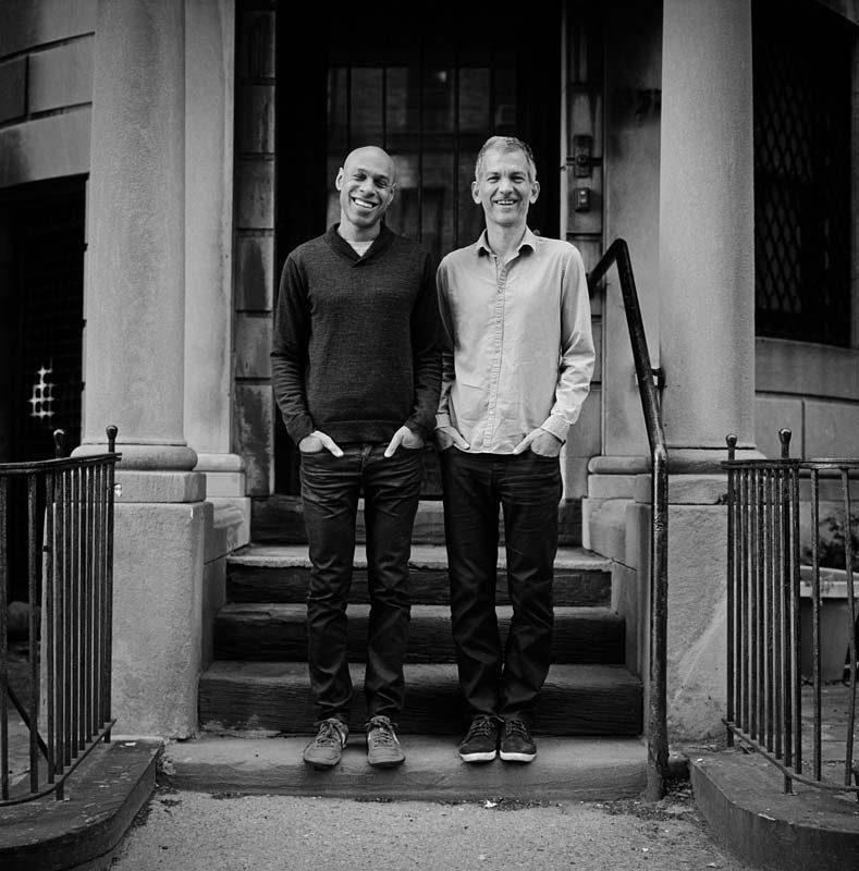 """Finding new, deep emotional truths"": Joshua Redman (left) and Brad Mehldau"